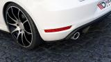 Bočné spojlery pod zadný nárazník VW GOLF VI GTI 35TH version 2008 - 2012