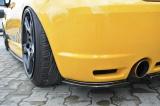 Bočné spojlery pod zadný nárazník VW GOLF IV R32 2002-2004 Maxtondesign