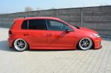 Nástavce prahov VW Golf mk6 with R20 / 35TH 2008 - 2012 Maxtondesign
