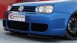 Predný spojler nárazníka VW Golf IV R32 2002-2004 Maxtondesign
