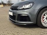 Predný spojler nárazníka VW Golf VI R 2008-2012 Maxtondesign