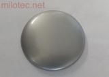 Kryt emblému - zadní, stříbrný matný, Citigo od r.v. 2012 / Superb II. Combi Facelift 2013-2015 / Su