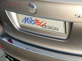 Lišta nad zadní SPZ - nerez, Superb II. Combi / Fabia III. Limousine / Yeti Facelift