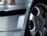 Boční výdechy předního nárazníku - černé, Škoda Octavia I. 1997-2000