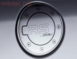 Dekor víčka nádrže, chromový-TT design, Fabia I. 2000-2007 / Octavia I. 1997-2005
