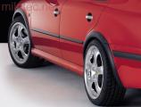Lemy blatníků, Škoda Octavia I. Lim./Combi // Octavia I. Lim./Combi Facelift, 1997-2005