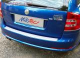 Lišta nad zadní SPZ - nerez, Octavia II. Lim./Combi, Octavia II. Facelift Lim./Combi, Fabia II. Comb