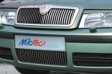 Lišty předního nárazníku, Škoda Octavia I. Facelift 2000-2005
