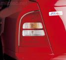 Lišty zadních světel - boční, Octavia I. Limousine, 1997-2005