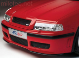 Mračítka (kryty světlometů), Škoda Octavia I. Facelift 2000-2005
