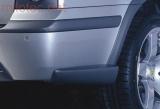 Rozšíření zadního nárazníku - černé, Octavia I. Combi Facelift, 2000-2005