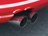 Sportovní výfuk, ušlechtilá ocel, Octavia I. RS 2001-2005