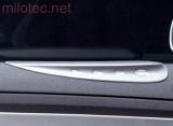 Dekor dveří - stříbrný matný, Fabia I. Lim./Combi/Sedan 2000-2007