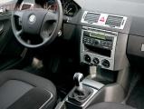 Dekor středového panelu - bez zásuvky, Fabia I. Lim./Combi/Sedan 2000-2007