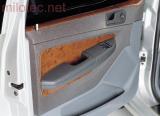 Dekor výplně dveří, ABS - imitace kořenového dřeva, Fabia I. Lim./Combi/Sedan 2000-2007