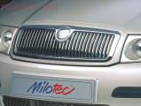 Lišty přední masky, Fabia I. Facelift Lim./Combi 2004-2007