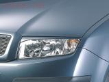 Mračítka (kryty světlometů), Fabia I. 2000-2007