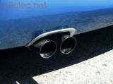 Plastový lem pro začištění výřezu zadního nárazníku, Fabia II. Limousine 2007-2014