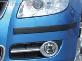Ochranné lišty předního a zadního nárazníku, Roomster 2006-2010 / Roomster Facelift od r.v. 04/2010