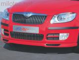 Přední spoiler,Škoda Fabia II. Scout do r.v. 03/2010