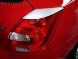 Kryty zadních svítilen,Škoda Fabia II. Limousine 2007-2010