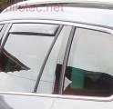 Ofuky oken (deflektory) - zadní,Škoda Scala 2019 –›