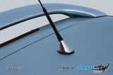 Krytka sklápěcí antény - chrom, Škoda Octavia II facelift
