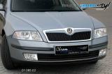 Lišta masky - pro lak, Škoda Octavia II
