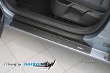 Ochranné kryty prahů - bez drážky, Škoda Octavia II facelift