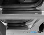 Ochranné kryty prahů, Škoda Octavia II