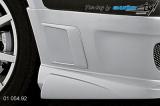 Boční výdech nárazníku - pro lak (Škoda Octavia)