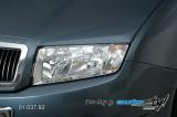 Kryt velkých světel Imitace - pro lak (Škoda Fabia)