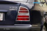 Rámeček zadních světel - chrom, Škoda Octavia