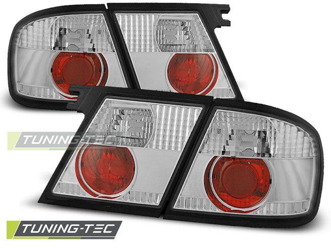 Zadné svetlá Nissan Primera P11 96-98 chrom TUNINGTEC