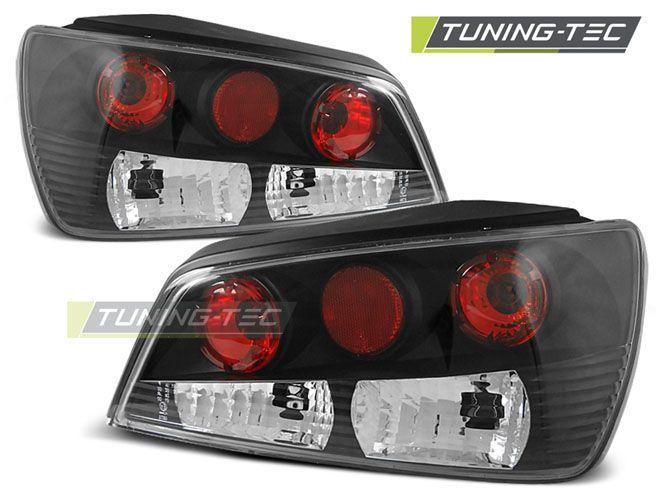 Zadné svetlá Peugeot 306 02-93-04-97 černá TUNINGTEC