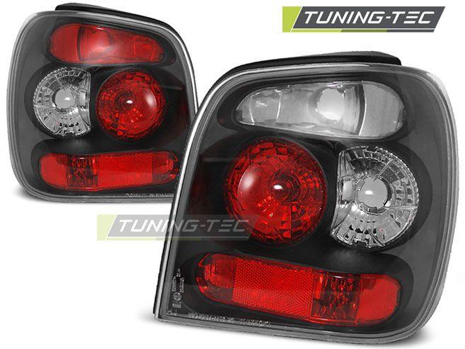 Zadné svetlá VW Polo 6N 10-94-09-99 černá TUNINGTEC