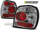 Zadné svetlá VW Polo 6N2 10-99-10-01 chrom