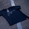 JR pánské tričko Logo Black Size