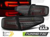 Zadné l'ad svetlá Audi A4 B8 12-15 Sedan oem žárovka kouřová SEQ