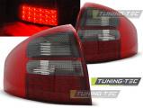 Zadné l'ad svetlá Audi A6 05-97-05-04 sedan,led červená kouřová