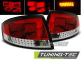 Zadné l'ad svetlá Audi TT 8N 99-06 led červená bílá