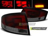 Zadné l'ad svetlá Audi TT 8N 99-06 led červená kouřová
