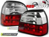 Zadné svetlá VW Golf 3 09-91-08-97 červená bílá