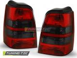 Zadné svetlá VW Golf 3 09-91-08-97 červená kouřová