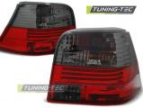Zadné svetlá VW Golf 4 09-97-09-03 červená kouřová