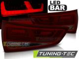 Zadné l'ad svetlá Audi A1 2010-12-2014 červená kouřová