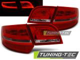 Zadné l'ad svetlá Audi A3 8P 04-08 sportback červená bílá