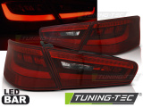Zadné l'ad svetlá Audi A3 8V 3D 12-16 červená bílá