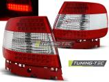 Zadné l'ad svetlá Audi A4 11-94-09-00 červená bílá