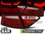 Zadné l'ad svetlá Audi A5 07-06-11 červená bílá